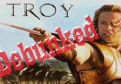 Troy – Debunked (Part One)