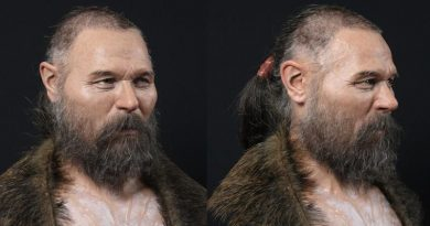 8000 year old Cro-Magnon