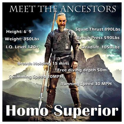 The Rise of Homo Superior