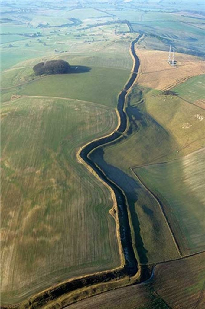 Wansdyke Central Section