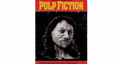archaeological pulp fiction